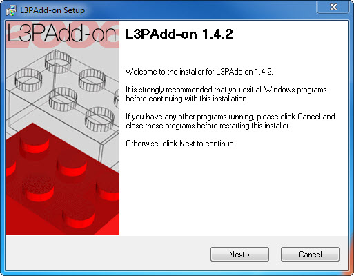 From LDD to LDraw – Taking LEGO Rendering one Step further