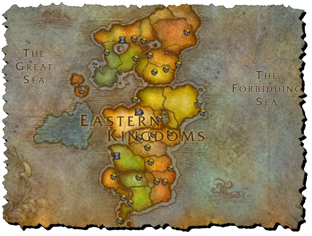 World of Warcraft: Ironforge | First Light