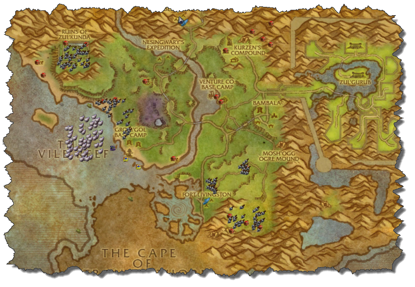World of warcraft stranglethorn vale first light areas gumiabroncs Image collections