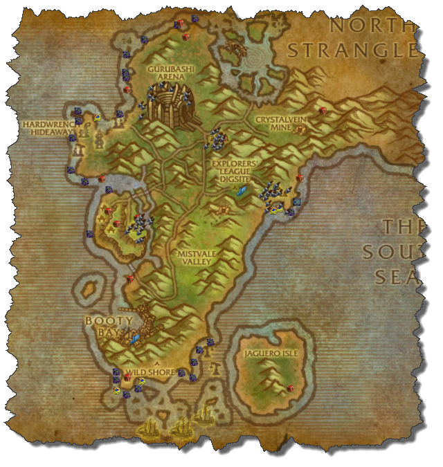 World of Warcraft: Stranglethorn Vale | First Light