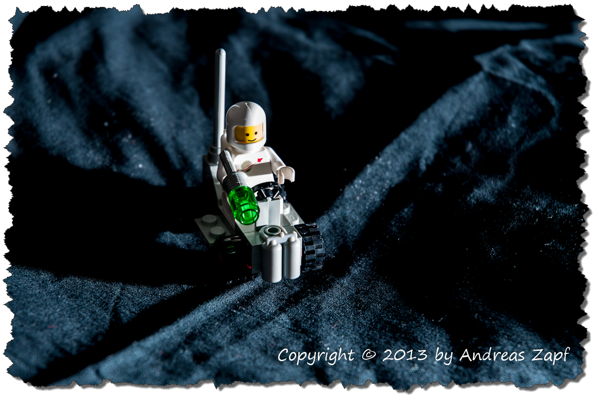 LEGO 0886 - Space Buggy