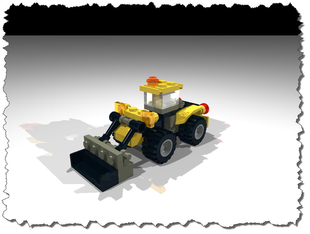 LEGO 5761 - Mini Digger