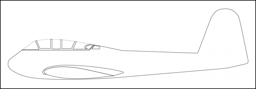 10 - Body with Cockpit and inner Wing