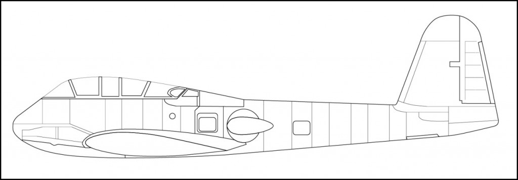 11 - Body with inner Lines completed