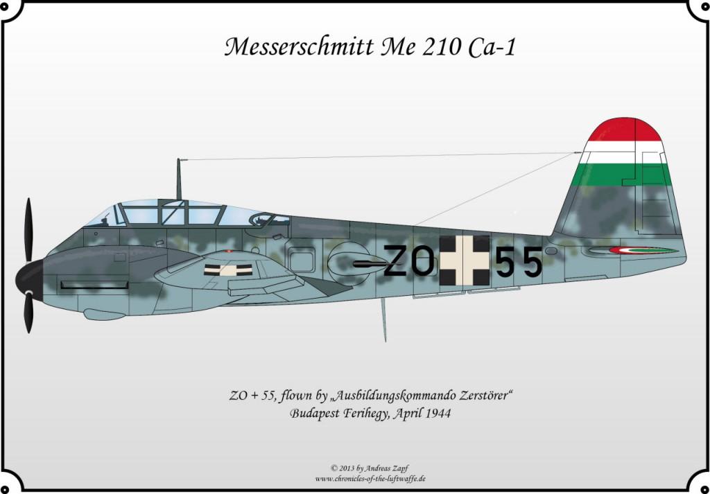 32 - Me 210 Ca-1 ZO+55
