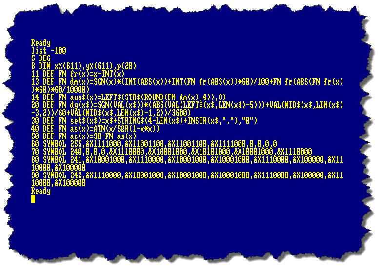 JavaCPC 02 - The Code