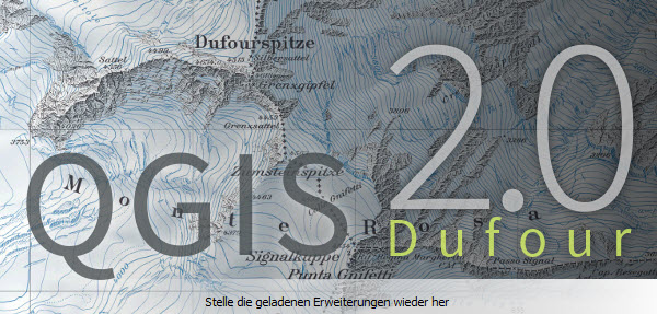02 - QGIS Splash Screen