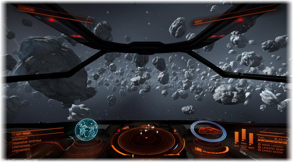 Image 07 - Cockpit Front View