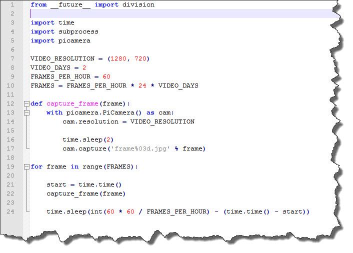 Image 02 - TimeLapse Script - Version 1.0