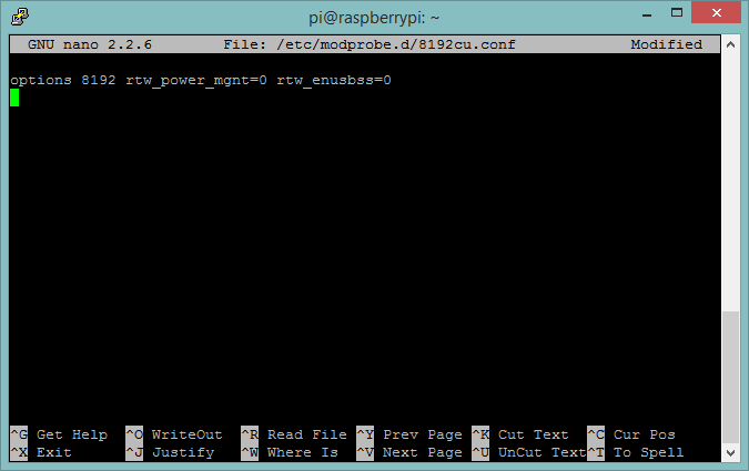 Image 04 - Adapter Configuration File
