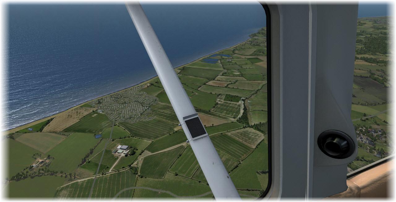 Image 18 - Coast near Wichelsea (ORBX UK)